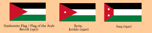 arab-flags